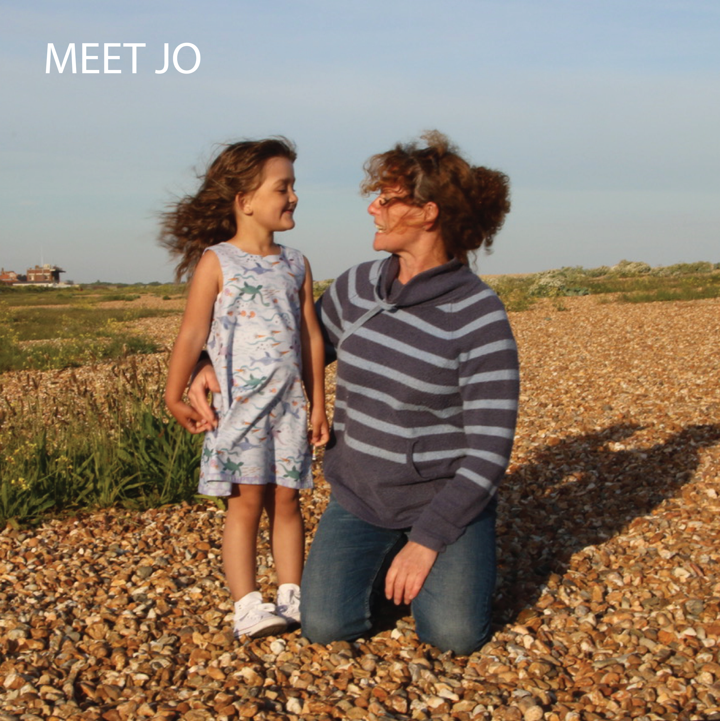 Get to know Jo, Founder of Roundabout