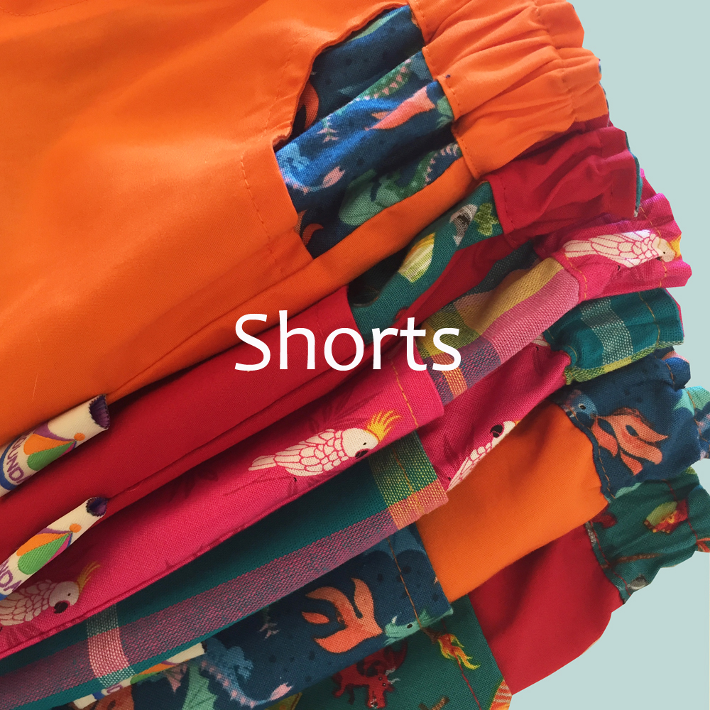 Click here to see our collection of Reversible Shorts