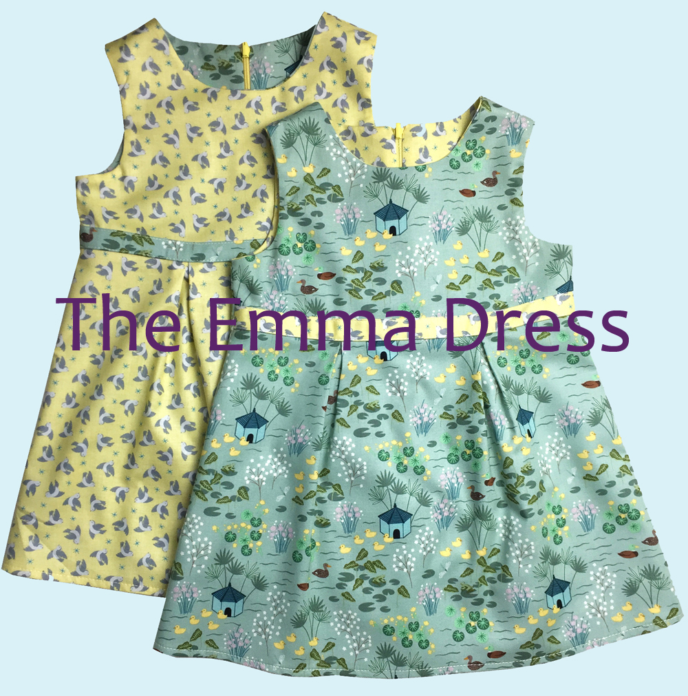 Click here to browse the Reversible Emma dresses