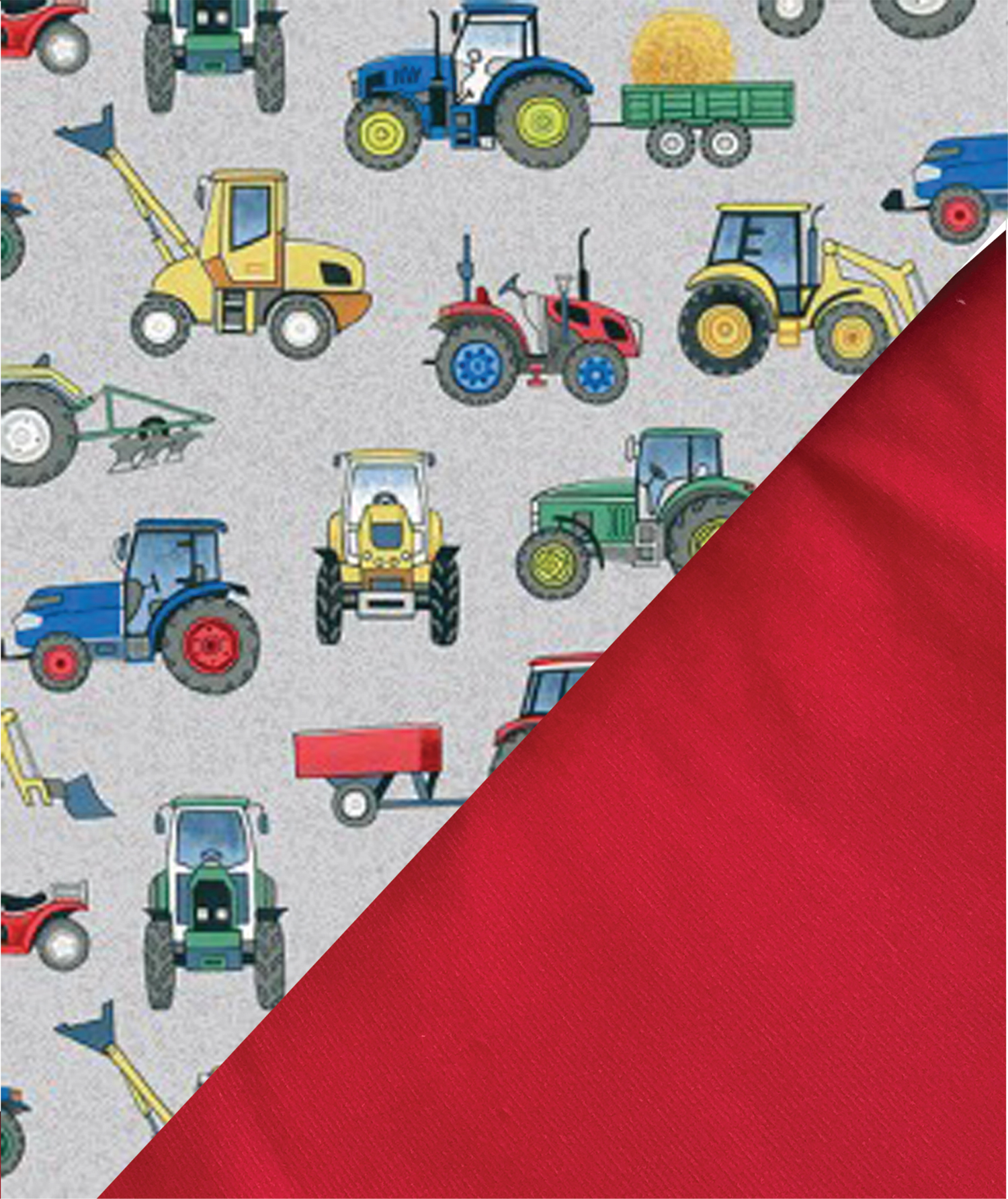 red tractor trousers