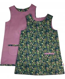 Kids corduroy dress