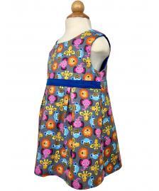 Reversible Jane Baby Winter Dress