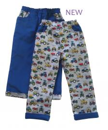 kids tractor trousers