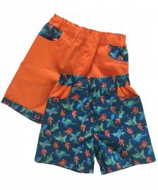 Unisex Dragon Shorts