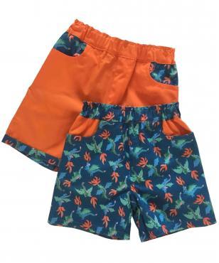 Unisex Dragon Shorts