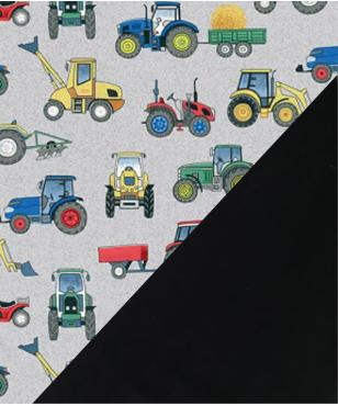 girls tractor trousers