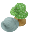 Reversible Atomic sunhat, 100% cotton