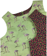Girls Flamingo Dress