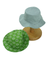 Reversible Atomic sunhat, 100% cotton